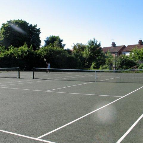 Bush Hill Park Tennis Courts North London
