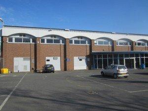 Dulwich College Sports Centre Car Park