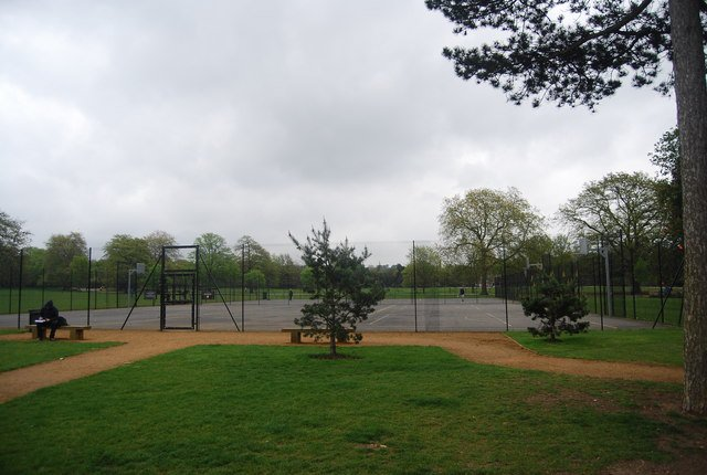 Dulwich Park Tennis Courts