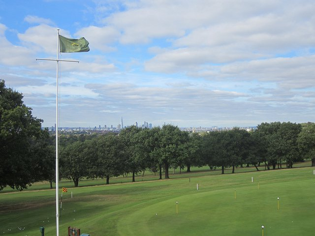 Dulwich and Sydenham Golf Club in South London