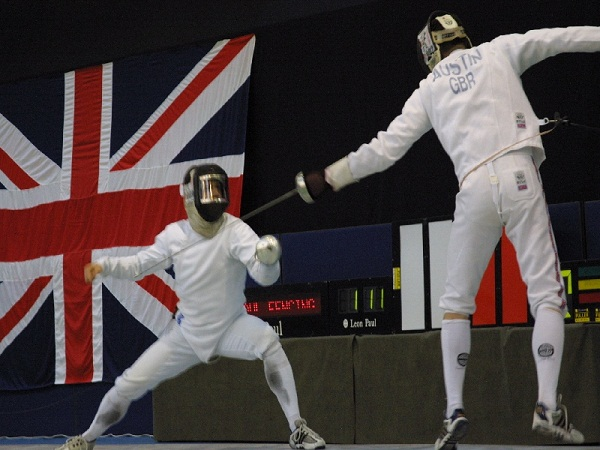London Fencing Clubs