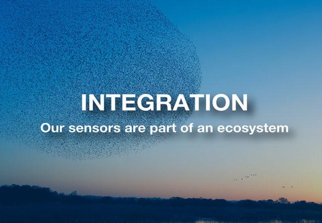 Optex integrations card