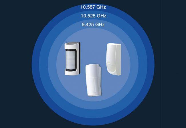 Optex tech tip dual tech sensors frequency