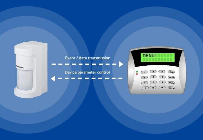 Optex wireless communication blog card