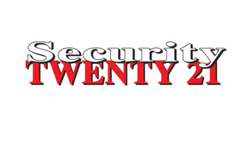 2021 Security Event logo