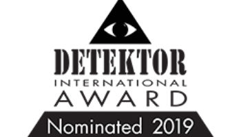 Nominated Detektor International 2019