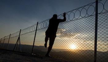 Fibre optic fence 250x150