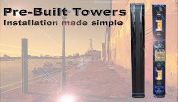 Optex Re Built Towers Instalacion Visual 496X299