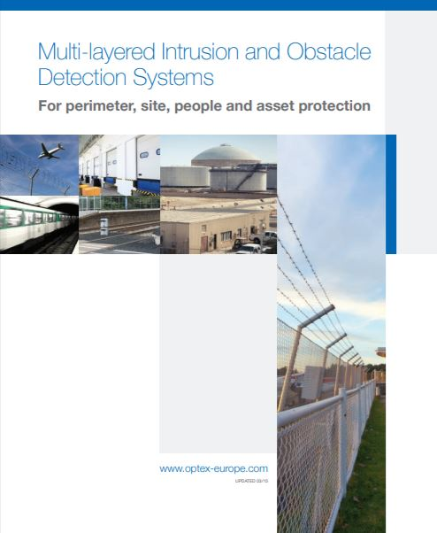 Multi Layered Intrusion And Obstacle Detection Systems V2