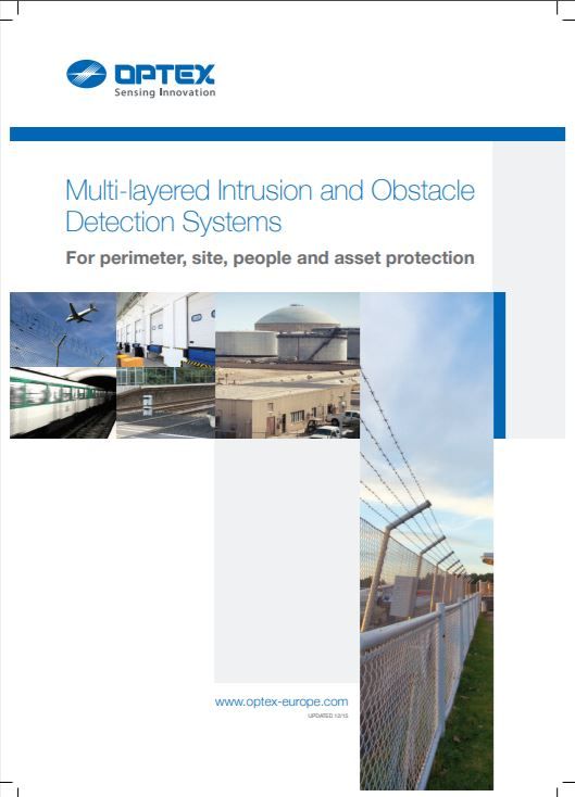Multi Layered Intrusion And Obstacle Detection Systems