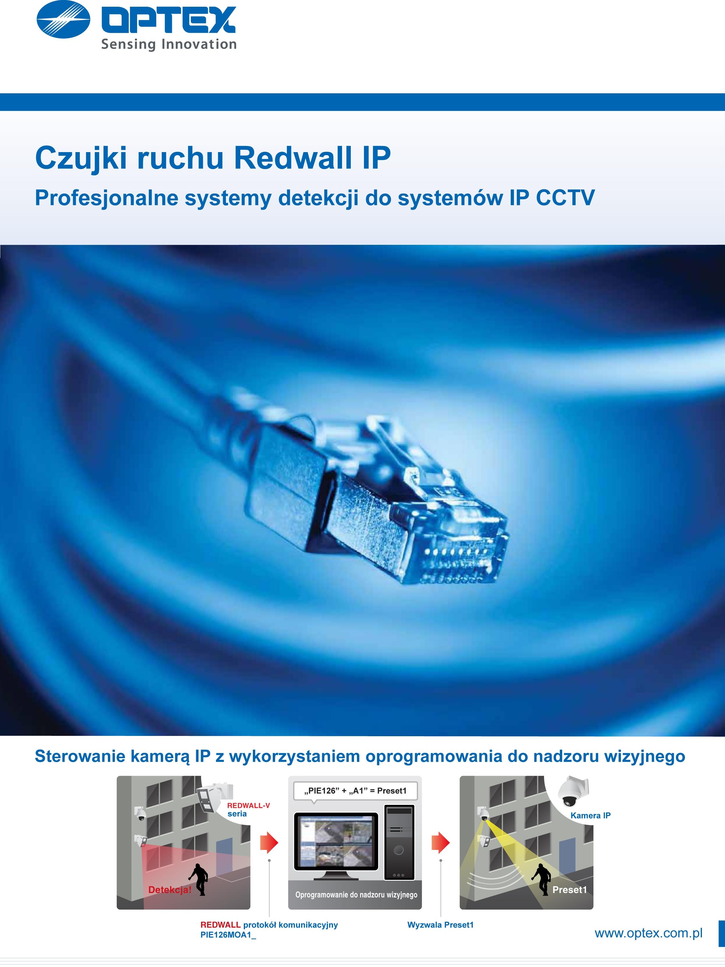 Redwall Ip Linia Produktow Pl Optex 1