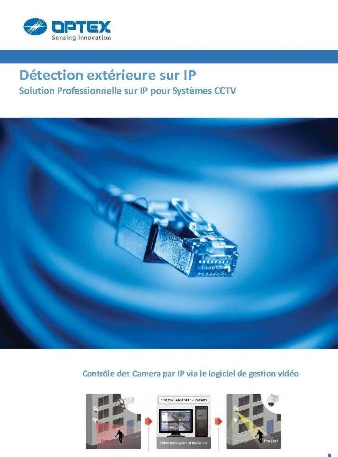 Une Detection Ip Optex