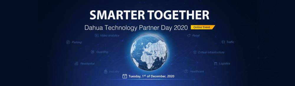 Dahua Partner Event Website Banner