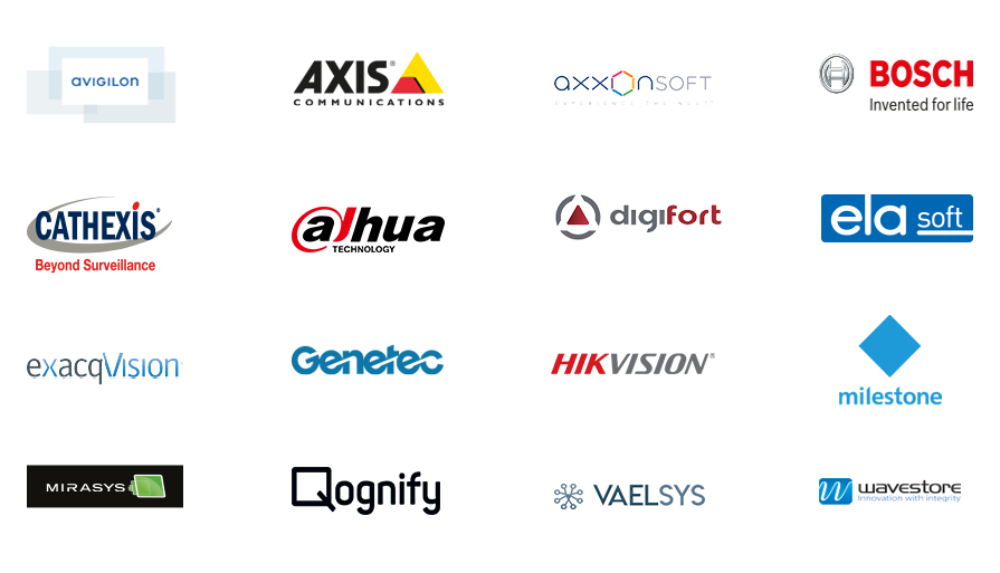 Optex integration vms partners