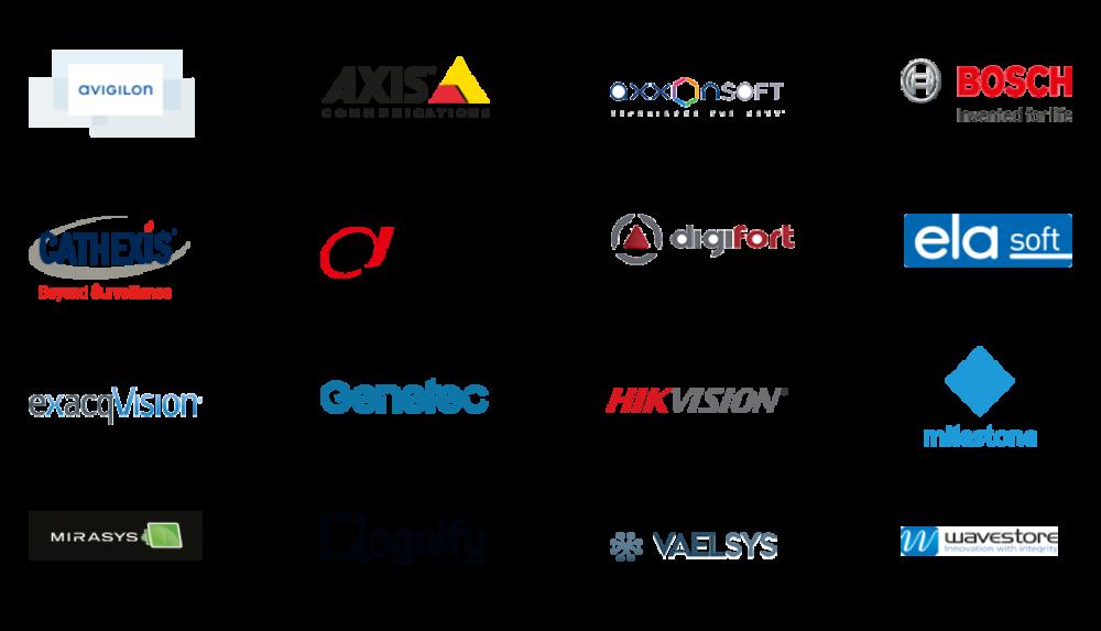 Optex integration vms partners