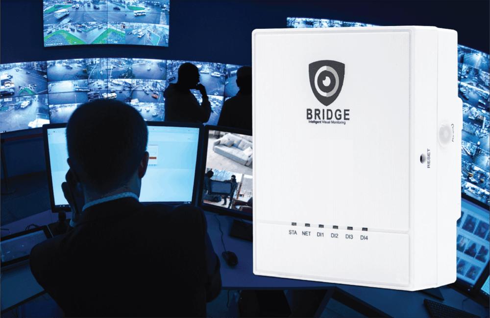 Optex intelligent visual monitoring launch uk ireland