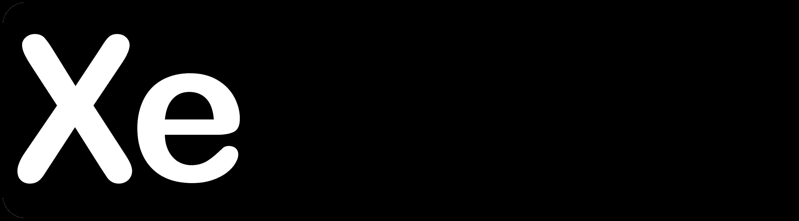 Xenometric Logo Wide