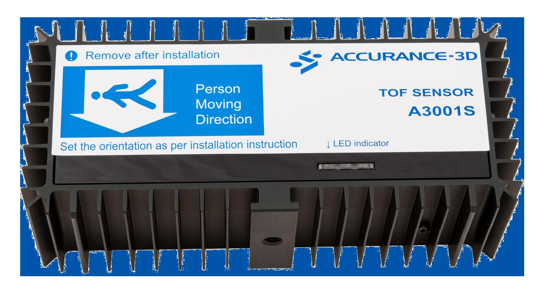 Optex secured entry sensor ov 302