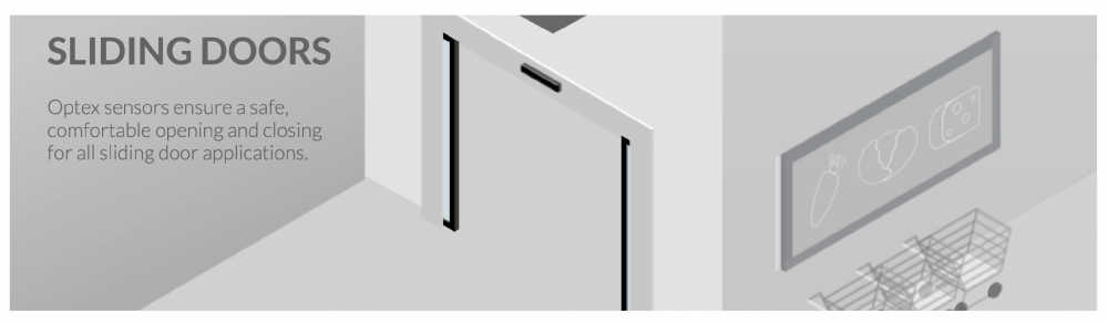 Sensor tool Sliding Doors