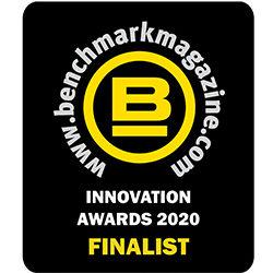 Benchmark Innovation Award Finalist WX Series 2020
