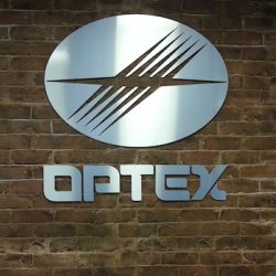 Optex Europe Hq Wall Picture