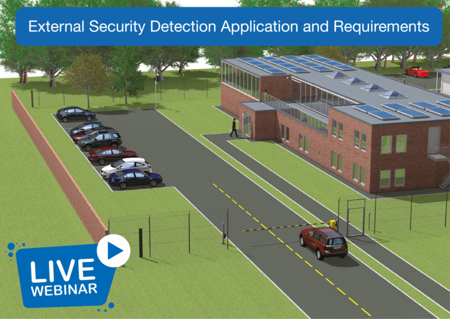 External Security Detection Application and Requirements