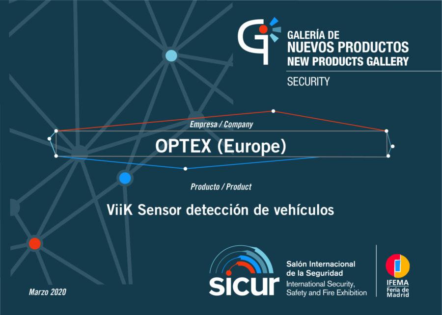 Galeria Innovacion SICUR 2020 Viik Award