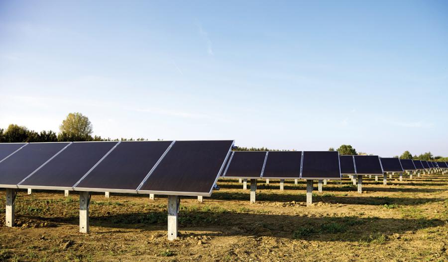 Optex redwall Solar Farm