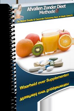 waarheid over supplementen