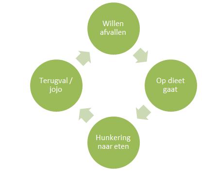dieet cyclus