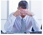 veel stress op het werk