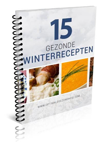 winter recepten eBook cover groot