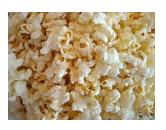 zelfgemaakte popcorn