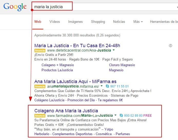 anuncios dinamicos google