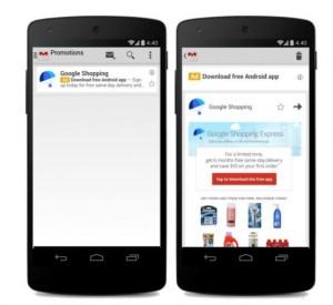 formato anuncios de gmail