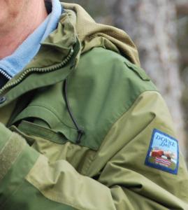 f1d6d21c Har du turklær, arbeidstøy eller andre tekstiler som begynner å trekke inn  vann - prøv å impregnere dem hos oss.
