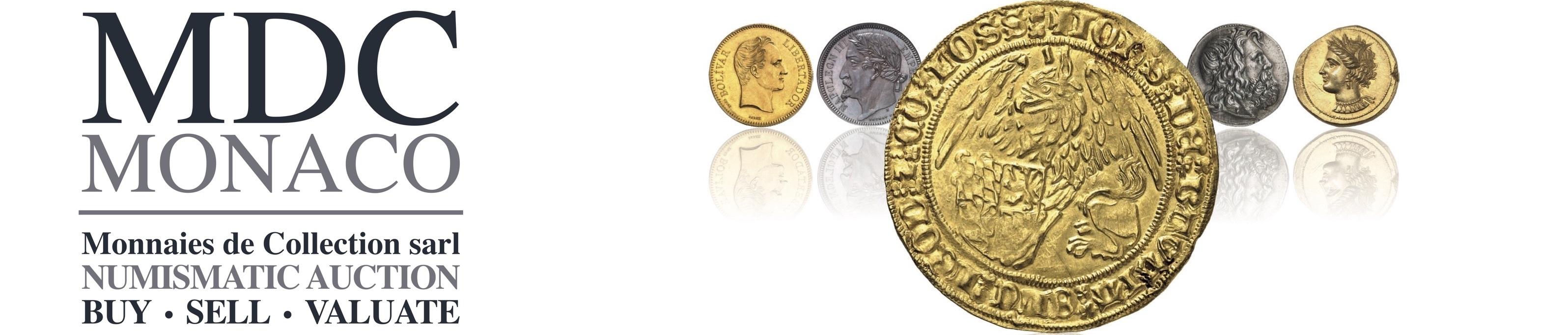 or numismatique Logo