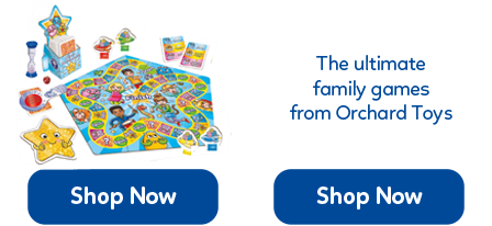 Fantastic family games, which are perfect for laughs and learning combined!