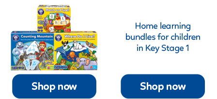 Home learning packs to support Key Stage One children