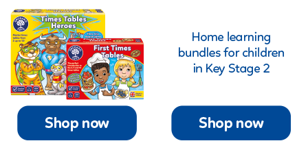 Home learning packs to support Key Stage Two children