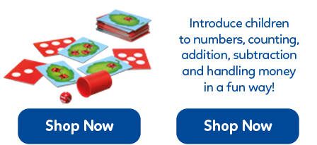 Our number games are great to help both younger and older children develop their maths skills.