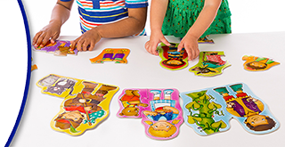 Jigsaws for 1-2 Year Olds