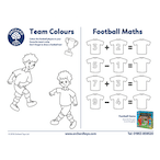 Football Game Activity Sheet