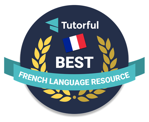 Tutorful French Language Award - Orchard Toys