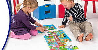 Orchard Toys French Jigsaws