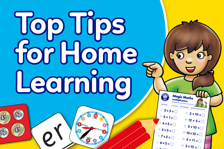 Top Tips for home Learning