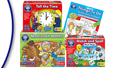 Home Learning Packs