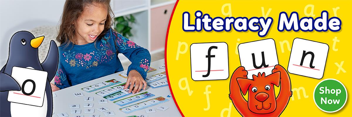 Literacy Made Fun