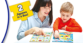 Orchard Toys Look and Find Jigsaw Puzzles
