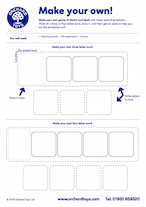Make Your Own Words Activity Sheet